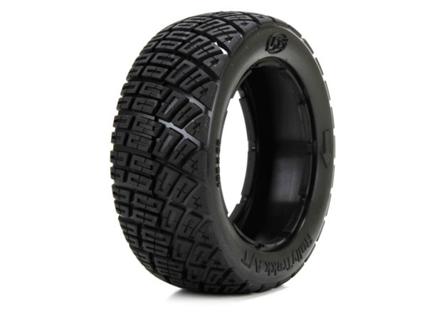 Losi 5ive-R Mini WRC Rally Trekk Firm Tyres (Left/Right) LOS45002