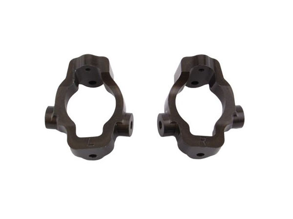 Losi 8ight/8ightT Aluminium Front Spindle Carriers LOSA1711