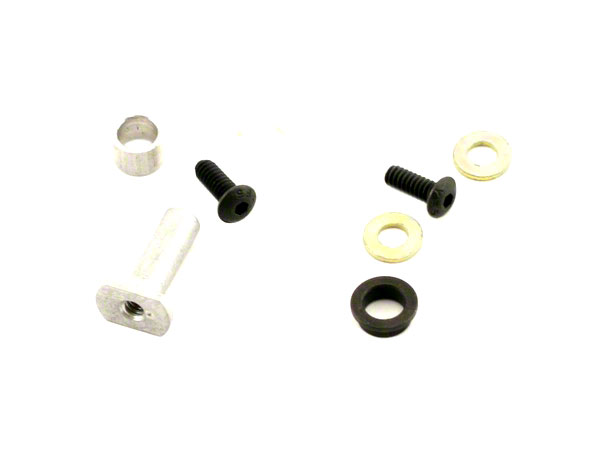 Losi XXXS Top Shaft Set with Hardware LOSA3238
