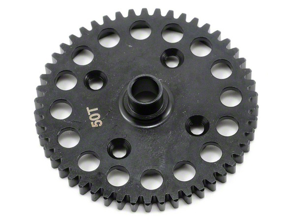 Losi 8ight/8ightT Centre Diff Spur Gear 50 Tooth Light Weight LOSA3555