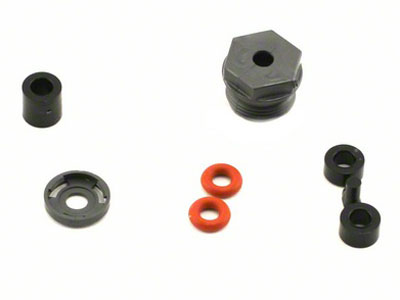 Losi Double O-Ring Shock Cartridge (Front/Rear) LOSA5015