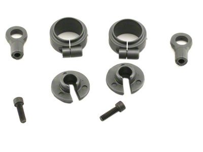 Losi Spring Clamps and Cups H-Arm LOSA5023