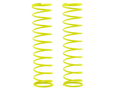 Losi 2.75inch Spring 2.0 Rate (Yellow) (2) LOSA5148
