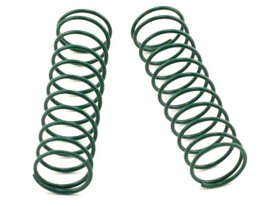 Losi 2.5inch Spring 3.7 Rate (Green) (2) LOSA5158