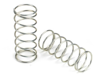 Losi 8ight/8ightT 15mm Springs 2.3x4.4 Rate Silver LOSA5451