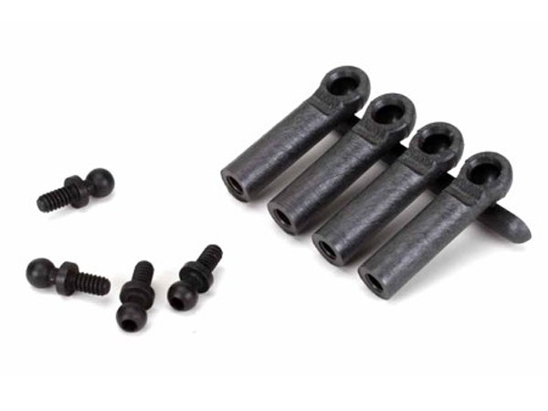 Losi Heavy Duty Ball Studs and Ends 4.40x.215 LOSA6025