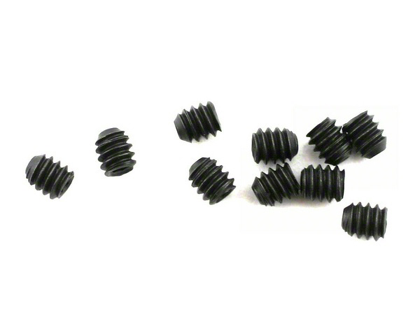 Losi 4.40 Hardened Set (Grub) Screws (10) LOSA6227