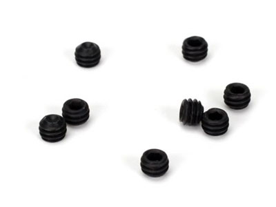 Losi 8-32x1/8 Cup Point Set Screws (8) LOSA6298