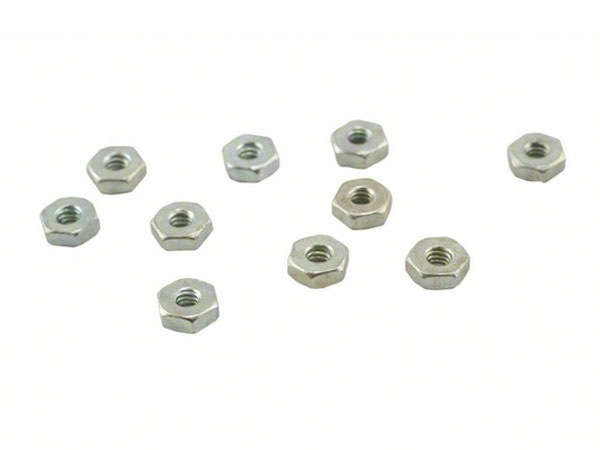 Image Of Losi 4.40 Hex Nuts (10)