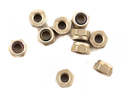 Image Of Losi 4.40 Aluminium Mini Nuts (10)