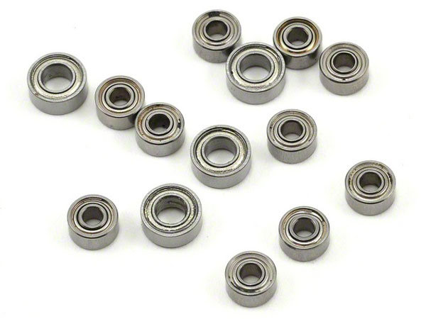 Image Of Losi Bearing Set - Micro SCT/Rally