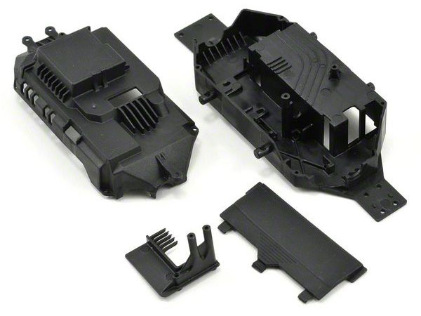 Losi Chassis Set - Micro SCT/Rally  LOSB1740