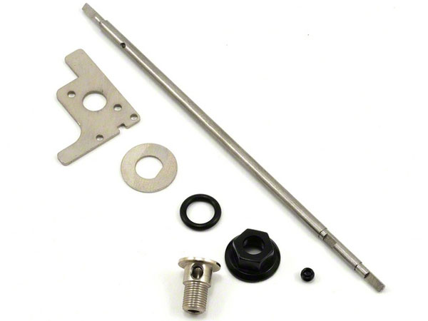 Losi Main Drive Shaft & Hardwear - Micro SCT/Rally LOSB1748