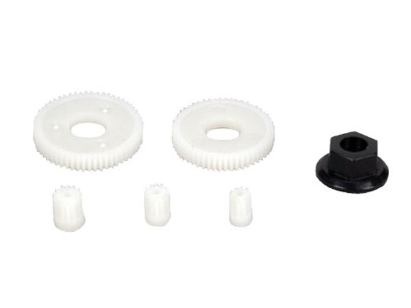 Losi Pinion and Spur Set - Micro SCT/Rally LOSB1752