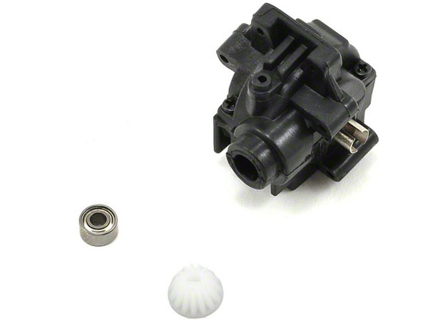Losi Complete Front Gearbox - Micro SCT/Rally LOSB1754