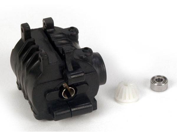 Losi Complete Rear Gearbox - Micro SCT/Rally LOSB1755