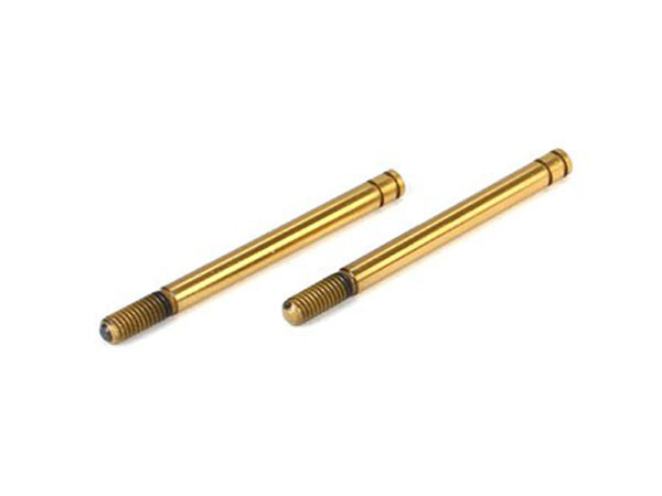 Losi Mini 8ight TiNi Rear Shock Shaft Set (2) LOSB1939