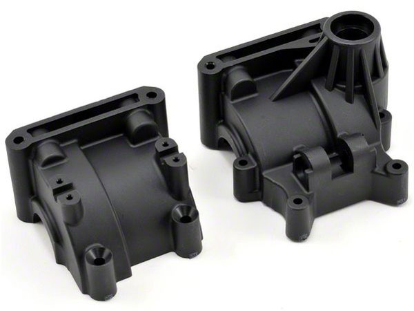 Losi 5ive-T Rear Transmission Case Set LOSB2542