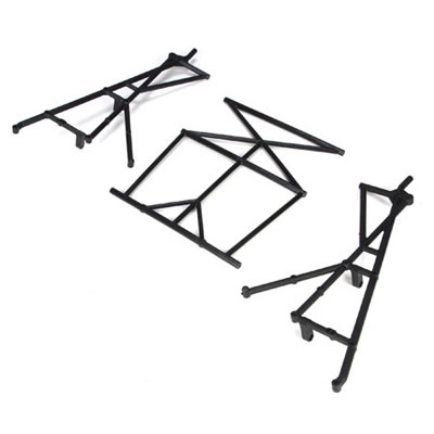 Losi 5ive-T Rear Top and Side Cage Set LOSB2579