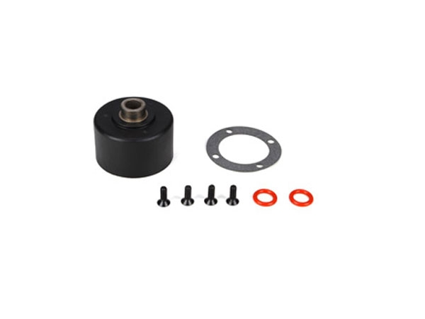 Losi 5ive-T Differential Housing Set (1) LOSB3201