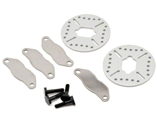 Losi 5ive-T Brake Disc, Pad & Screw Set LOSB3231