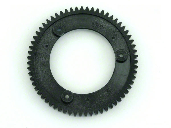 Losi LST Spur Gear 63T, High Gear LOSB3424