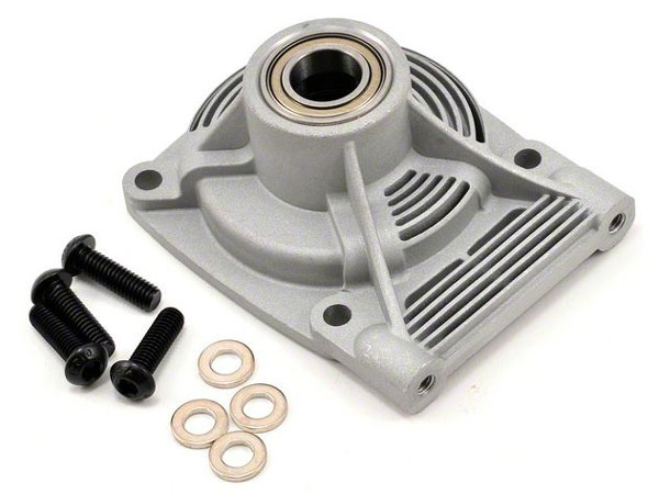 Losi 5ive-T Clutch Mount with Bearings And Hardware Assembly LOSB5036