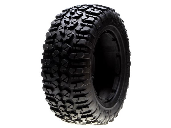 Losi 5ive-T Left and Right Soft Nomad Tyre Set (1ea L/R) LOSB7243