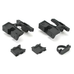 Losi LST R/L Bulkheads and Diff Retainer LOSB2257