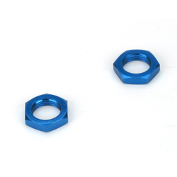 Losi LST2 20mm Wheel Hex Nuts Blue LOSB3513