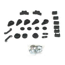 Losi LST Servo Saver and Mount Set LOSB4250
