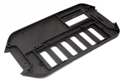 LRP Middle Chassis Plate - S10 Blast BX/TX/MT LRP120914