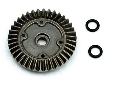 LRP Differential Crown Gear 38T and Sealing   - S10 120970