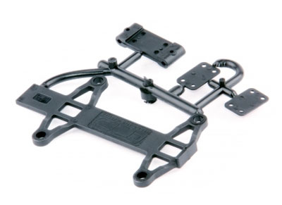LRP Battery Tray + Front Suspension Holder - S10 Twister LRP124029