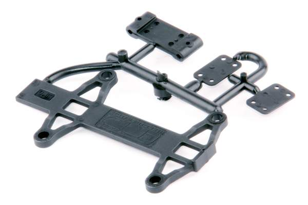 LRP Battery Tray plus Front Suspension Holder S10 Twister TX 124029