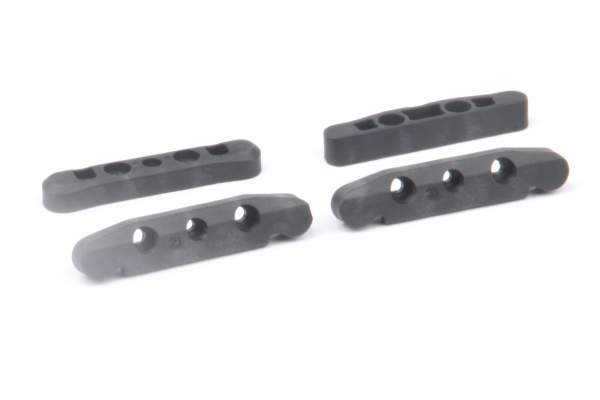 LRP Susp. Arm Hinge Pin Brace front and rear Rebel 133013