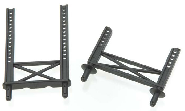Traxxas Body Mounts Front/Rear 1/16 Summit VXL 7215