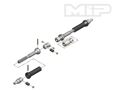 CO-MIP X-Duty C-Drive Kit MP14295