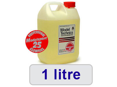 Image Of Modelsport UK Professional 25 Nitro Fuel - 1 litre