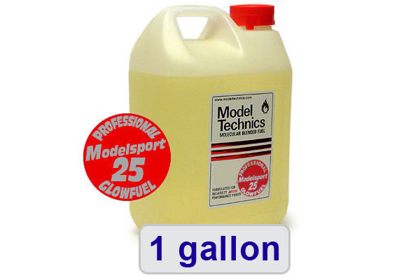Modelsport UK Professional 25 Nitro Fuel - 1 gallon MSP255