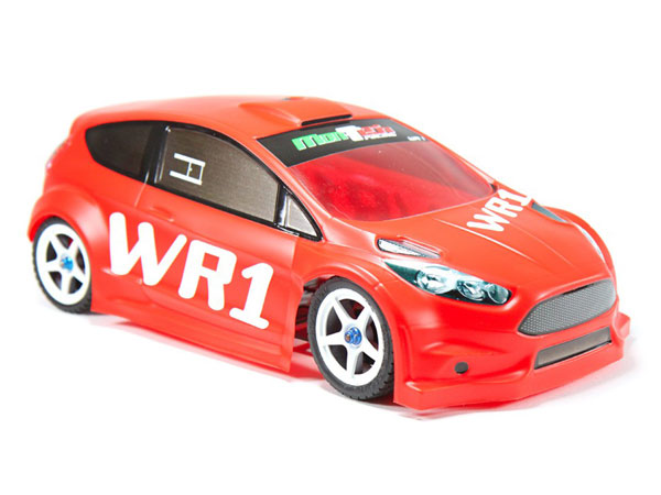 Image Of Mon-Tech Racing - Rally WR1 Body