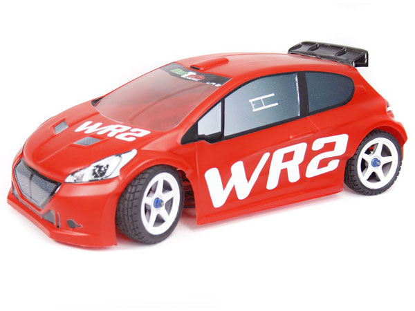 Mon-Tech Racing - Rally WR2 Body MT015002