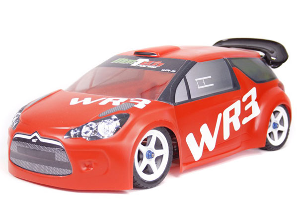 Mon-Tech Racing - Rally WR3 Body MT015003