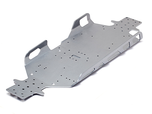 Maverick Main Chassis Plate (blackout Mt) MV24000