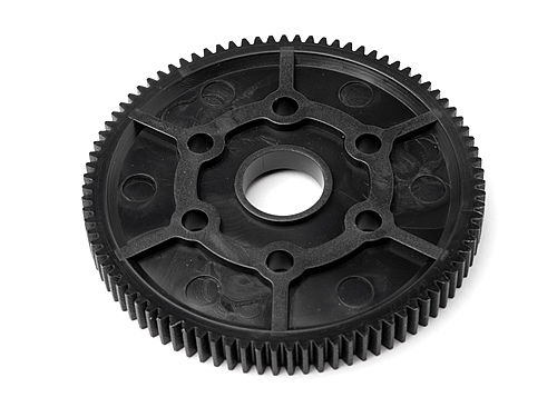 Maverick 0.6 Module Spur Gear Only 87t (scout Rc) MV25052