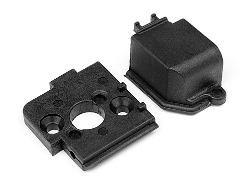Maverick Motor Mount And Gear Cover 1pc (all Ion) MV28010