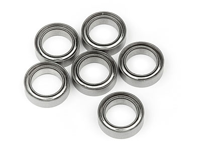 Image Of Maverick Ball Bearing 8 X 12 X 3.5mm 6pcs