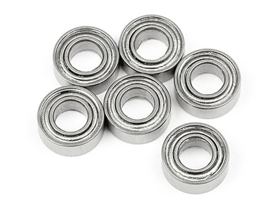 Image Of Maverick Ball Bearing 4 X 8 X 3mm 6pcs
