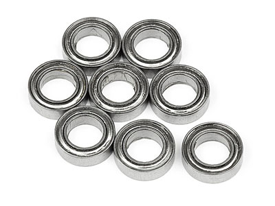 Image Of Maverick Ball Bearing 10 X 6 X 3mm 8pcs
