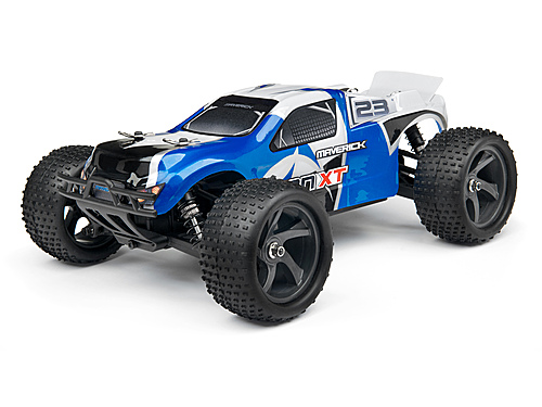 Maverick Truck Painted Body Blue (ion Xt) MV28046